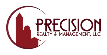 Precision Realty and Management, LLC Logo